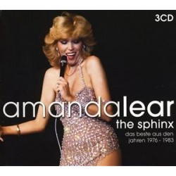 Amanda Lear-Sphinx