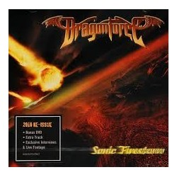 Dragonforce-Sonic Firestorm