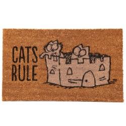 Simon's Cat-Cats Rules Zerbino