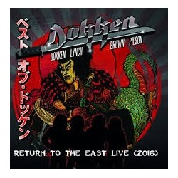 Dokken-Return To The East Live (2016)
