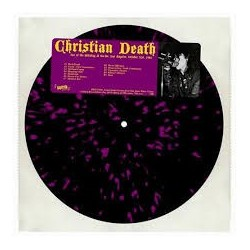 Christian Death-Live At The Whiskey At Go-Go