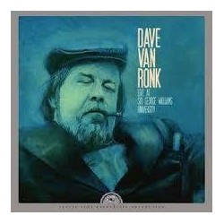 Dave Van Ronk-Live At Sir George Williams University