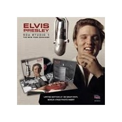 Elvis Presley-RCA Studio 1 (New York Sessions)
