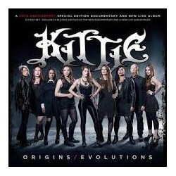 Kittie-Origins / Evolutions