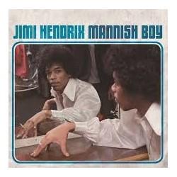 Jimi Hendrix-Mannish Boy