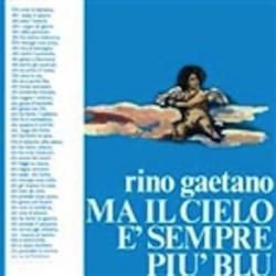 Rino Gaetano-Ma Il Cielo E' Sempre Piu Blu