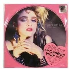 Madonna-First Album