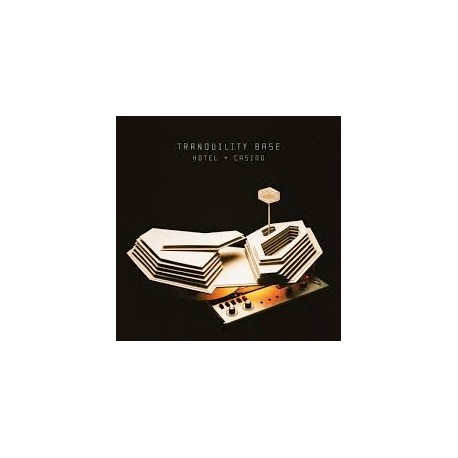 Arctic Monkeys-Tranquillity Base Hotel+Casino