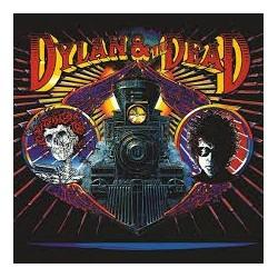 Bob Dylan & Grateful Dead-Dylan & The Dead