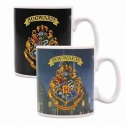 Harry Potter-Harry Potter Heat Change Mug (Tazza)