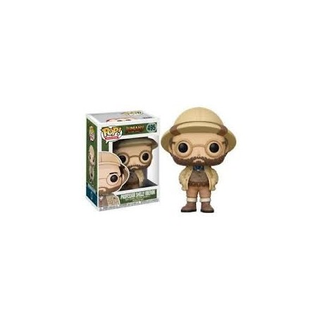 Jumanji-Pop! Movies Professor Shelly Oberon (495)