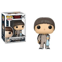 Stranger Things-Pop! Television Ghostbuster Will (547)