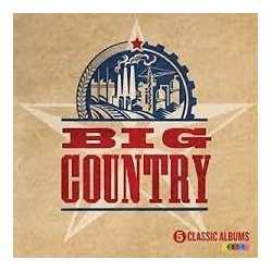 Big Country-5 Classic Albums