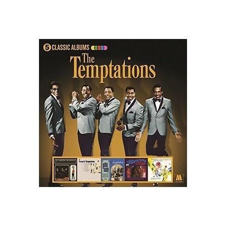 Temptations-5 Classics Albums