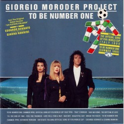 Giorgio Moroder Project-To Be Number One