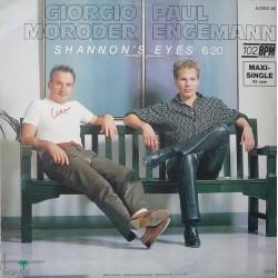 Giorgio Moroder & Paul Engemann-Shannon's Eyes