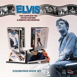 Elvis Presley-Complete '50s Movie Masters & Sessions Recordings