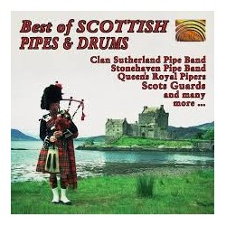 Folk Inglese\Musica Celtica Artisti Vari-Best Of Scottish Pipes & Drums