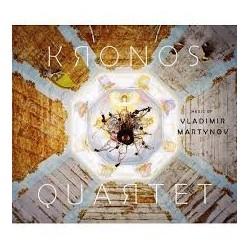 Kronos Quartet-Music Of Vladimir Martynov