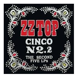 ZZ Top-Cinco No. 2 ( The Second Five LPs)