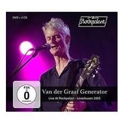 Van Der Graaf Generator-Live At Rockpalast (Leverkusen 2005)