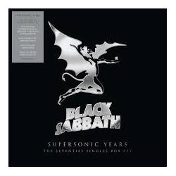 Black Sabbath-Supersonic Years (The Seventies Singles Box)