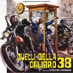 Stelvio Cipriani-O.S.T. Quelli Della Calibro 38
