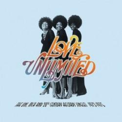 Love Unlimited-Uni, MCA And 20th Century Records Singles 1972-1975