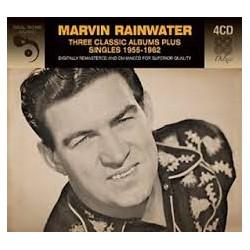 Marvin Rainwrater-Three Classic Albums Plus Singles 1955-1962