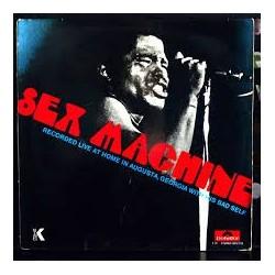 James Brown-Sex Machine