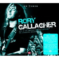 Rory Gallagher-Live At The Montreux Festival