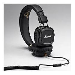 Cuffie-Marshall Headphones Major II Black