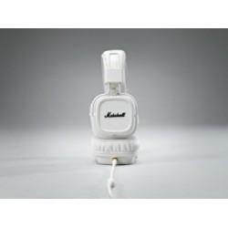 Cuffie-Marshall Headphones Major II White