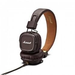 Cuffie-Marshall Headphones Major II Brown