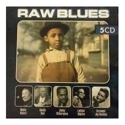 Blues Artisti Vari-Raw Blues