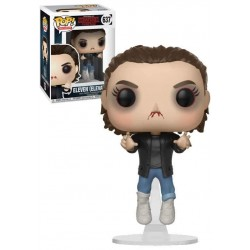 Stranger Things-Pop! Television Eleven (Elevated) (637)