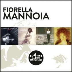 Fiorella Mannoia-Quattro Album Originali