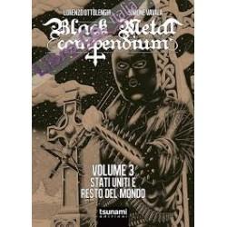 Lorenzo Ottolenghi & Simone Vavala-Black Metal Compendium 3 Volume (Stati Uniti E Resto Del Mondo)