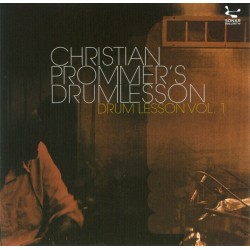 Christian Prommer's Drumlesson-Drum Lessons Vol. 1