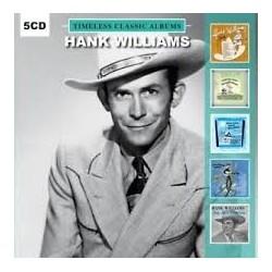Hank Williams-Timeless Classic Album