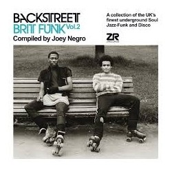 Joey Negro-Backstreet Brit Funk Vol.2