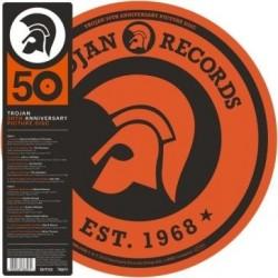 Reggae Artisti Vari-Trojan 50 Anniversary Picture Edition
