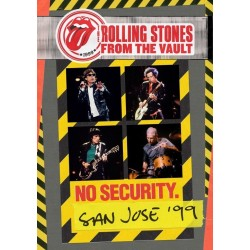 Rolling Stones-From The Vault No Security. San Jose '99