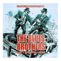 Blues Brothers-Can't Turn You Loose