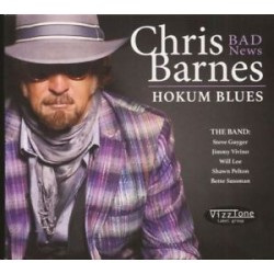 Chris Barnes-Hokum Blues