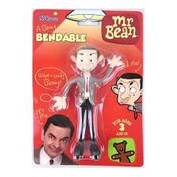 Mr Bean-Bendable Figure Cm 14