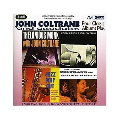 John Coltrane-Four Classic Albums