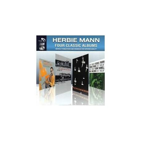 Herbie Mann-Four Classic Albums