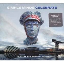 Simple Mind-Celebrate Live At The Sse Hydro Glasgow