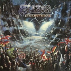 Saxon-Rock The Nations